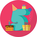 5 Year user badge