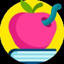 Bookworm user badge