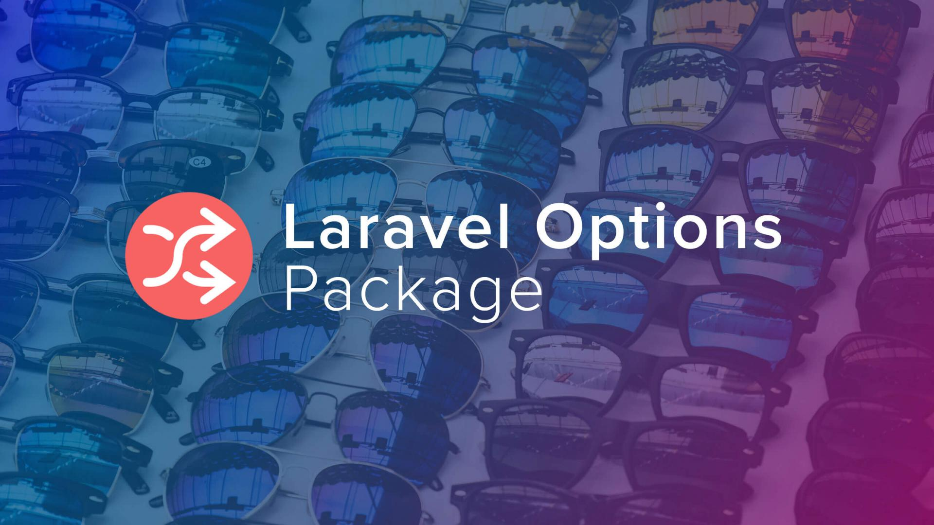 Laravel Options Package
