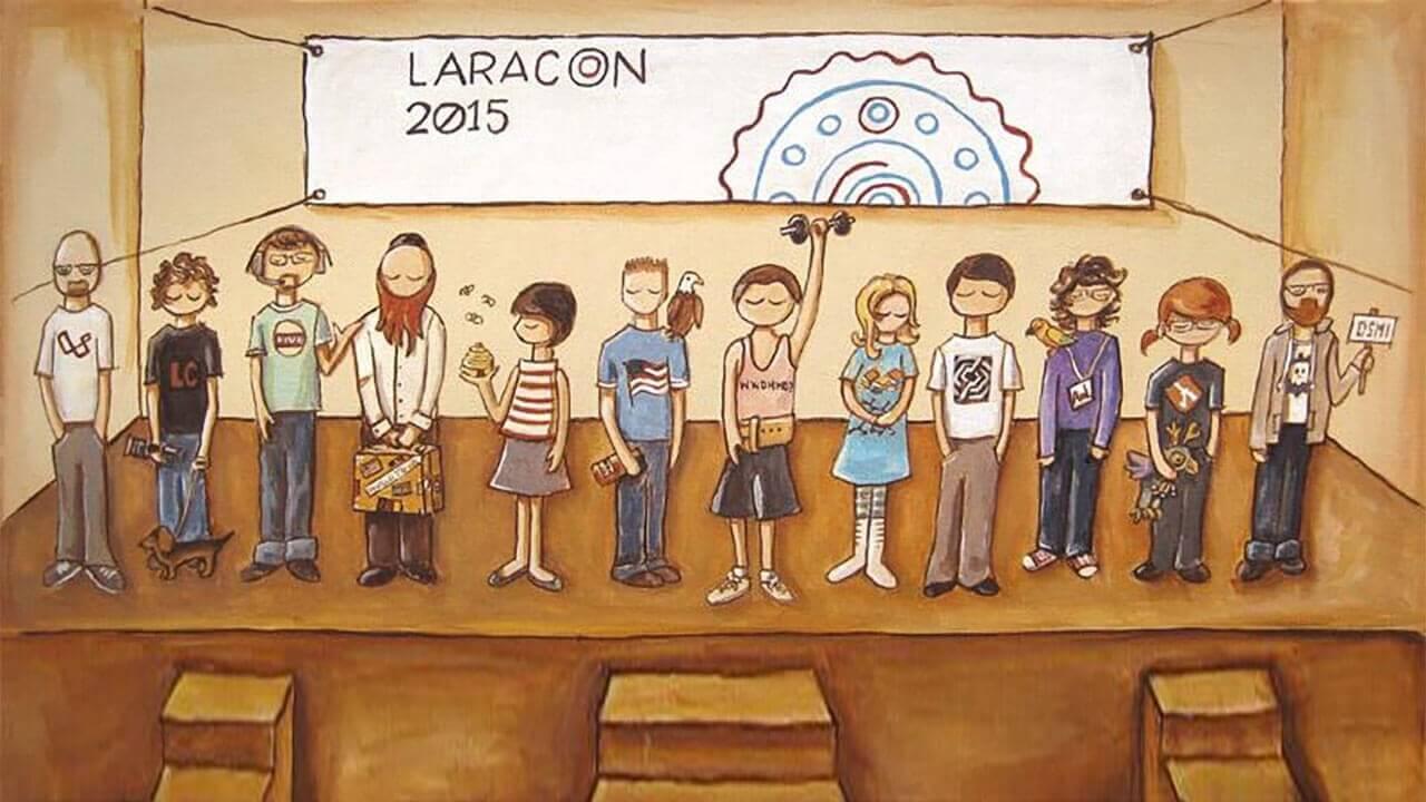 Laracon 2015 - Day 2