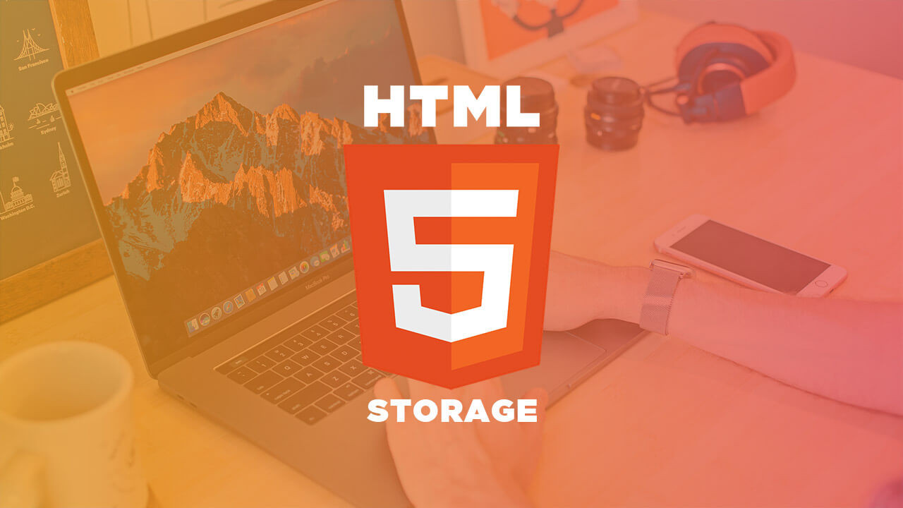 HTML 5 Storage