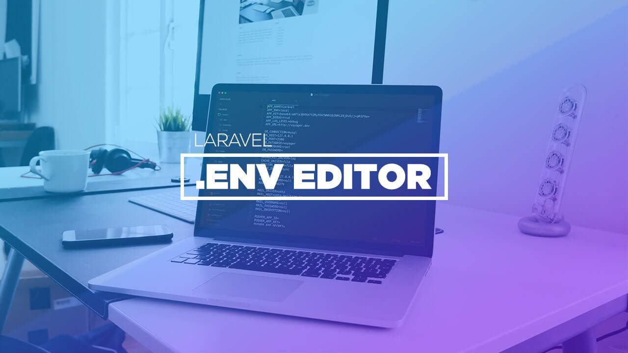 Laravel Env Editor