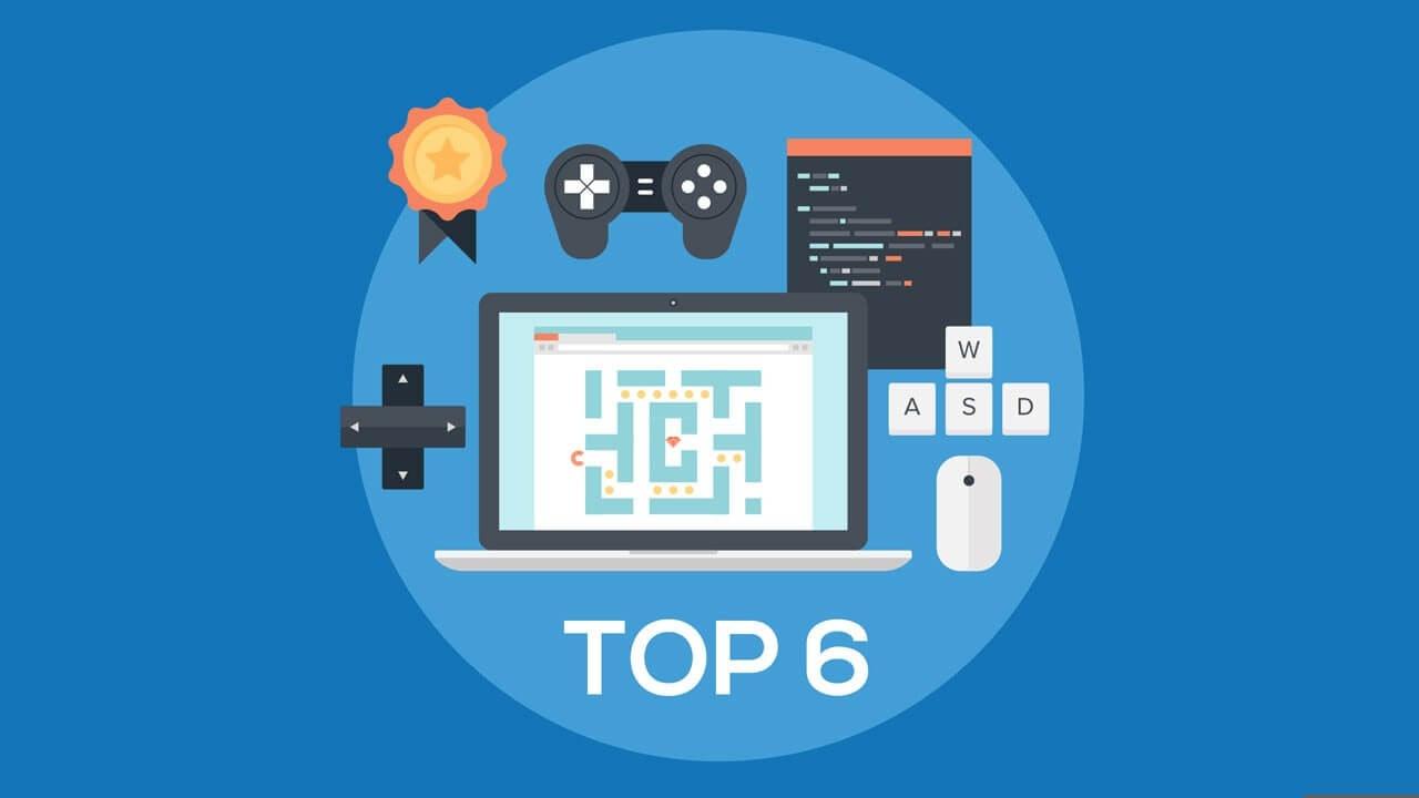 Top 6 HTML5 Game Frameworks