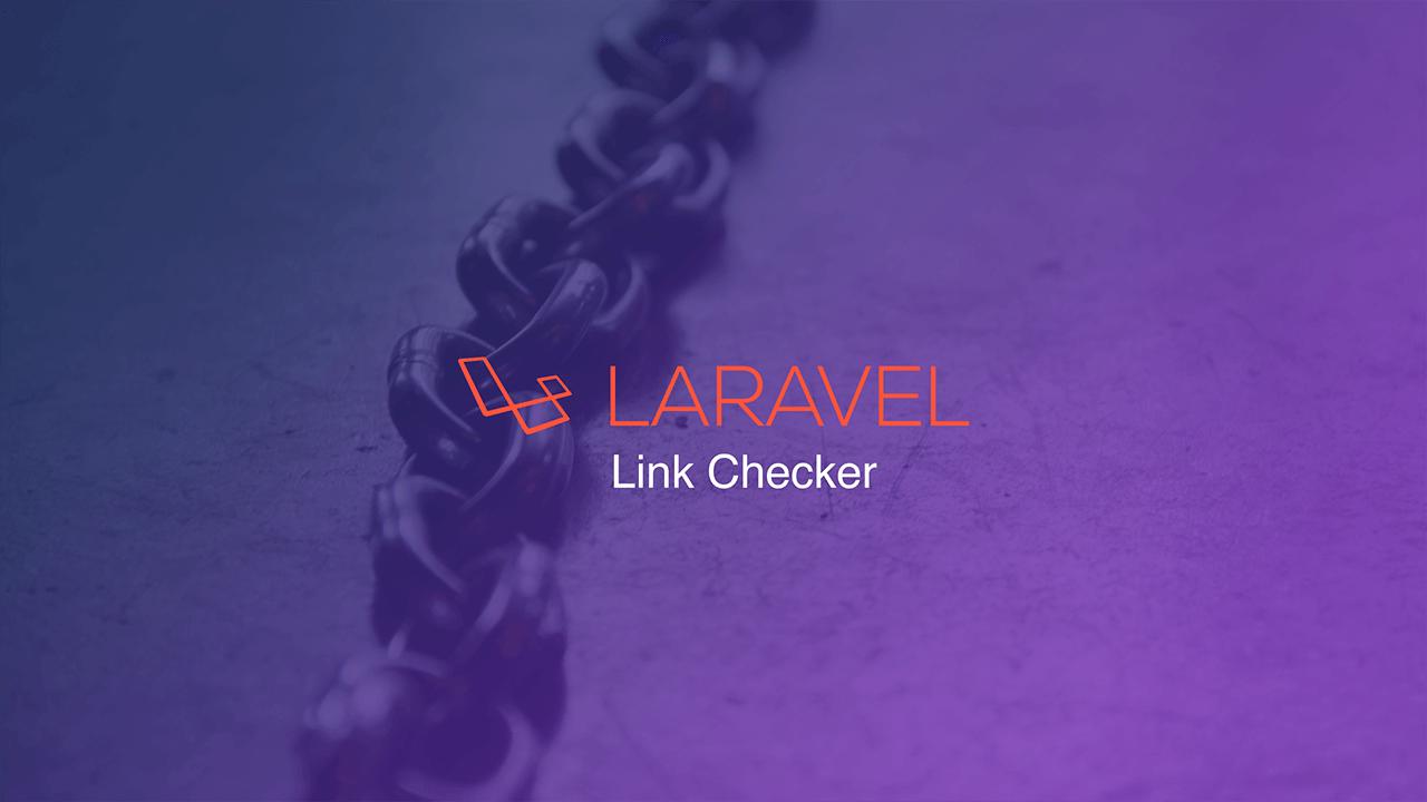 Laravel Link Checker Favorite