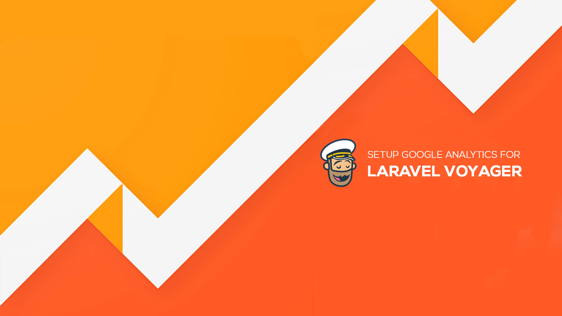 Setup Google Analytics for Laravel Voyager