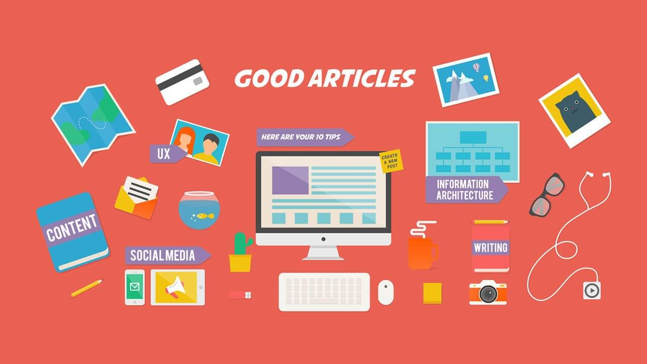 10 Tips on Writing Good Articles
