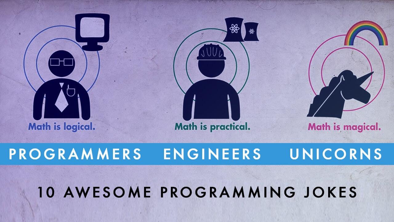 10 Awesome Programming Jokes