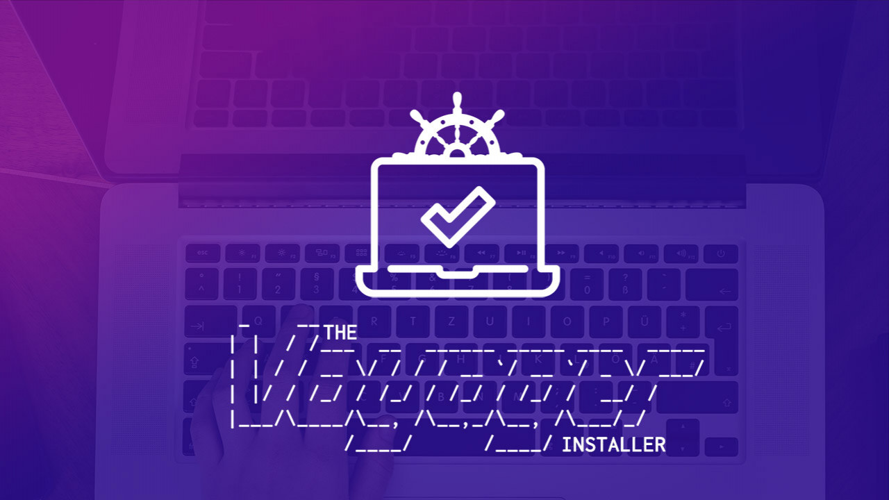 Using the Voyager Installer