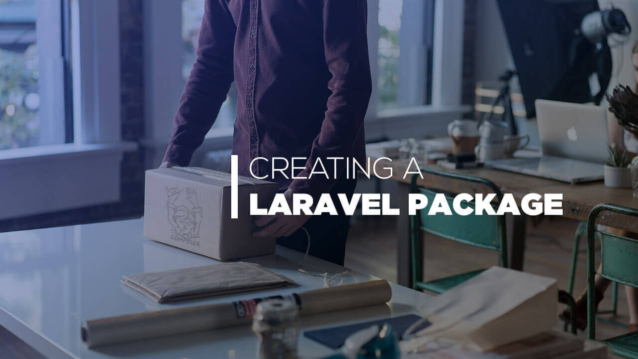 Creating a Laravel Package