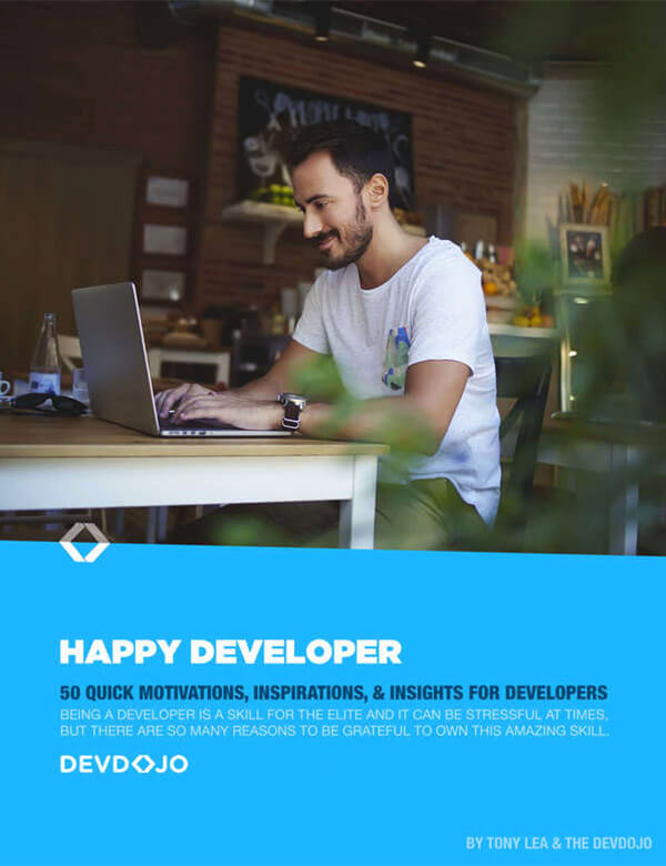 Happy Developer