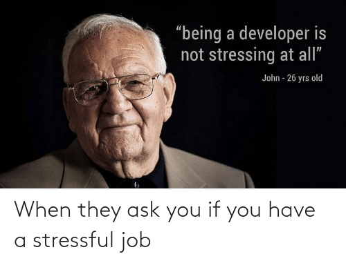 7 Tips on How to Manage Stress as a Developer?