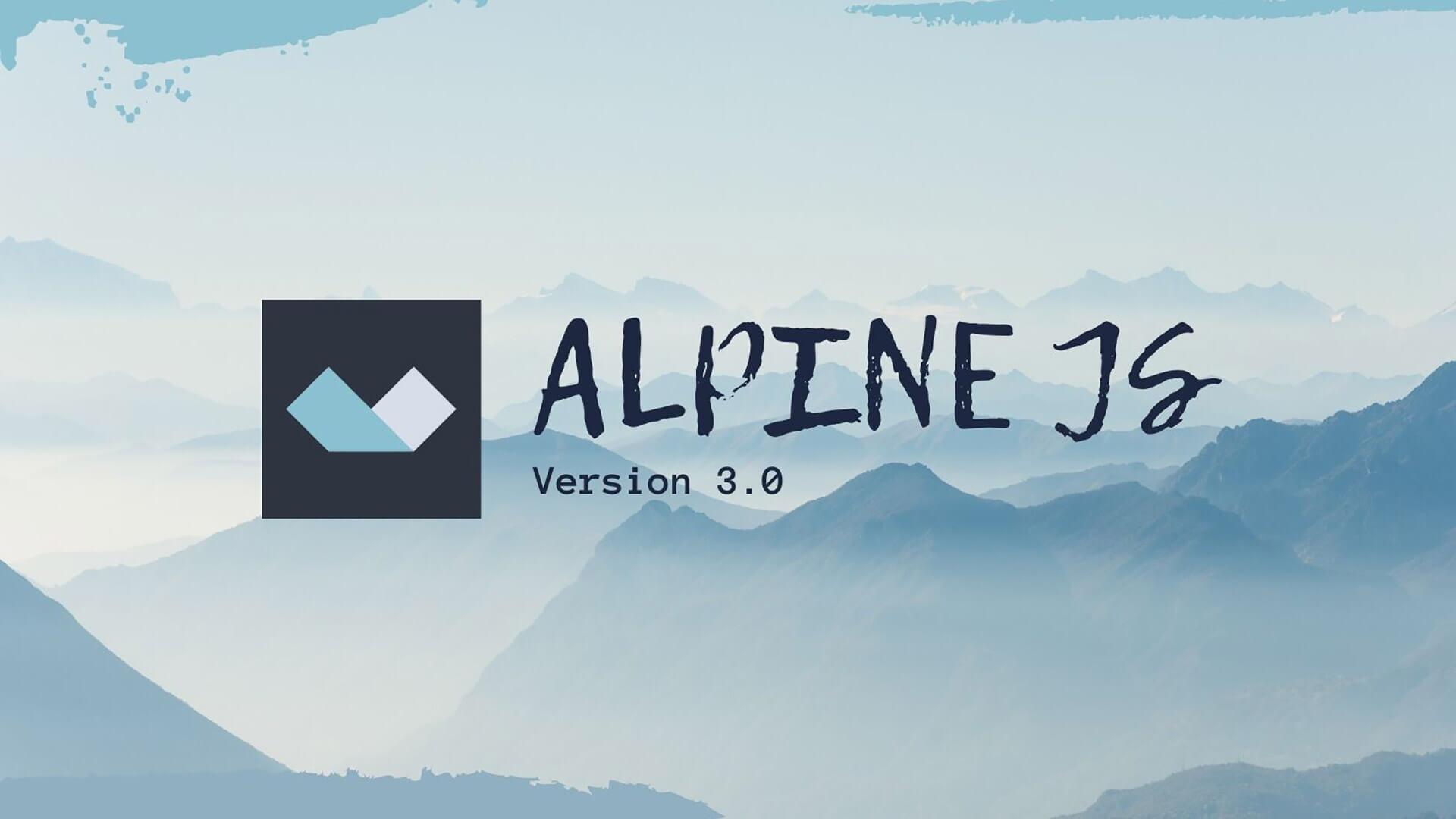 Alpine JS v3