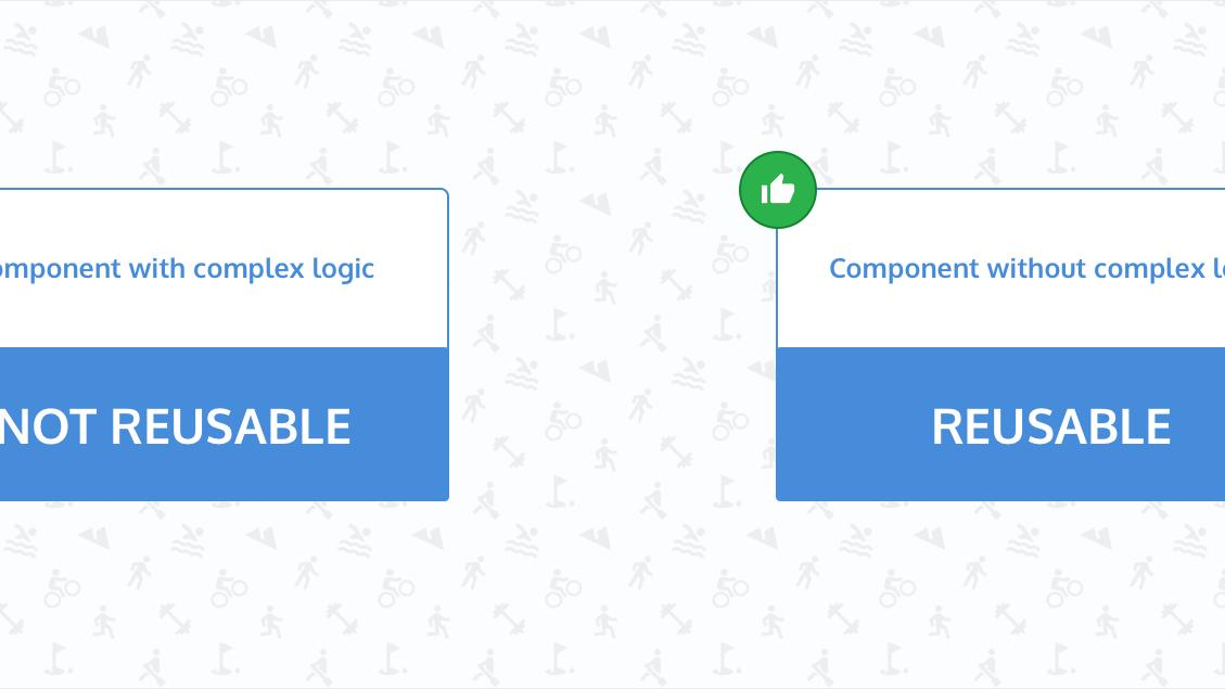 Build Your First Reusable Components Using React
