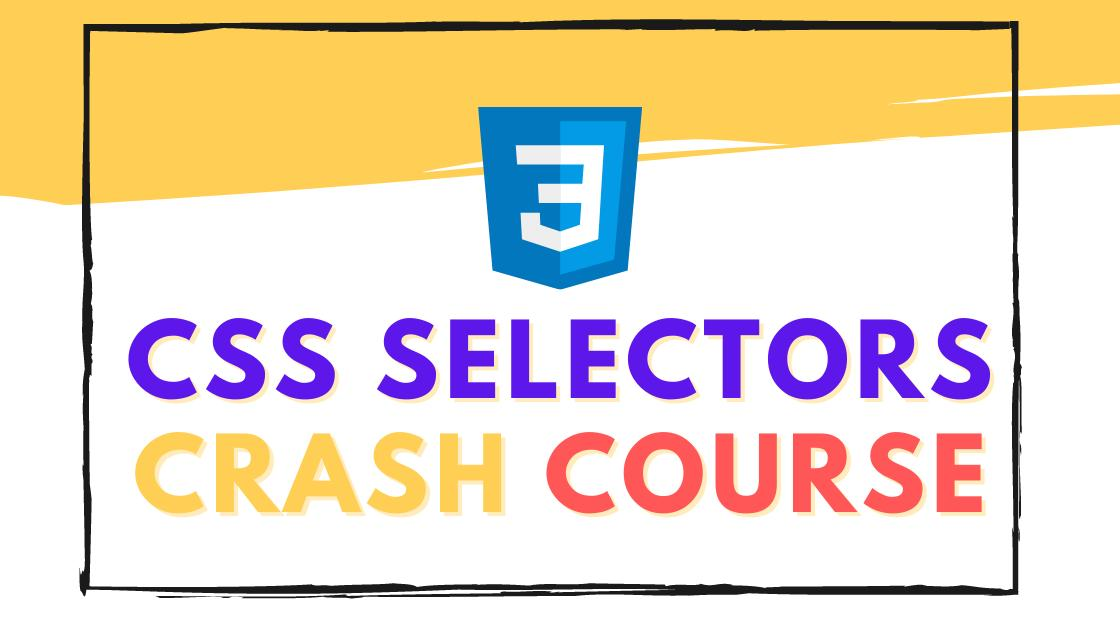 CSS Selectors crash course