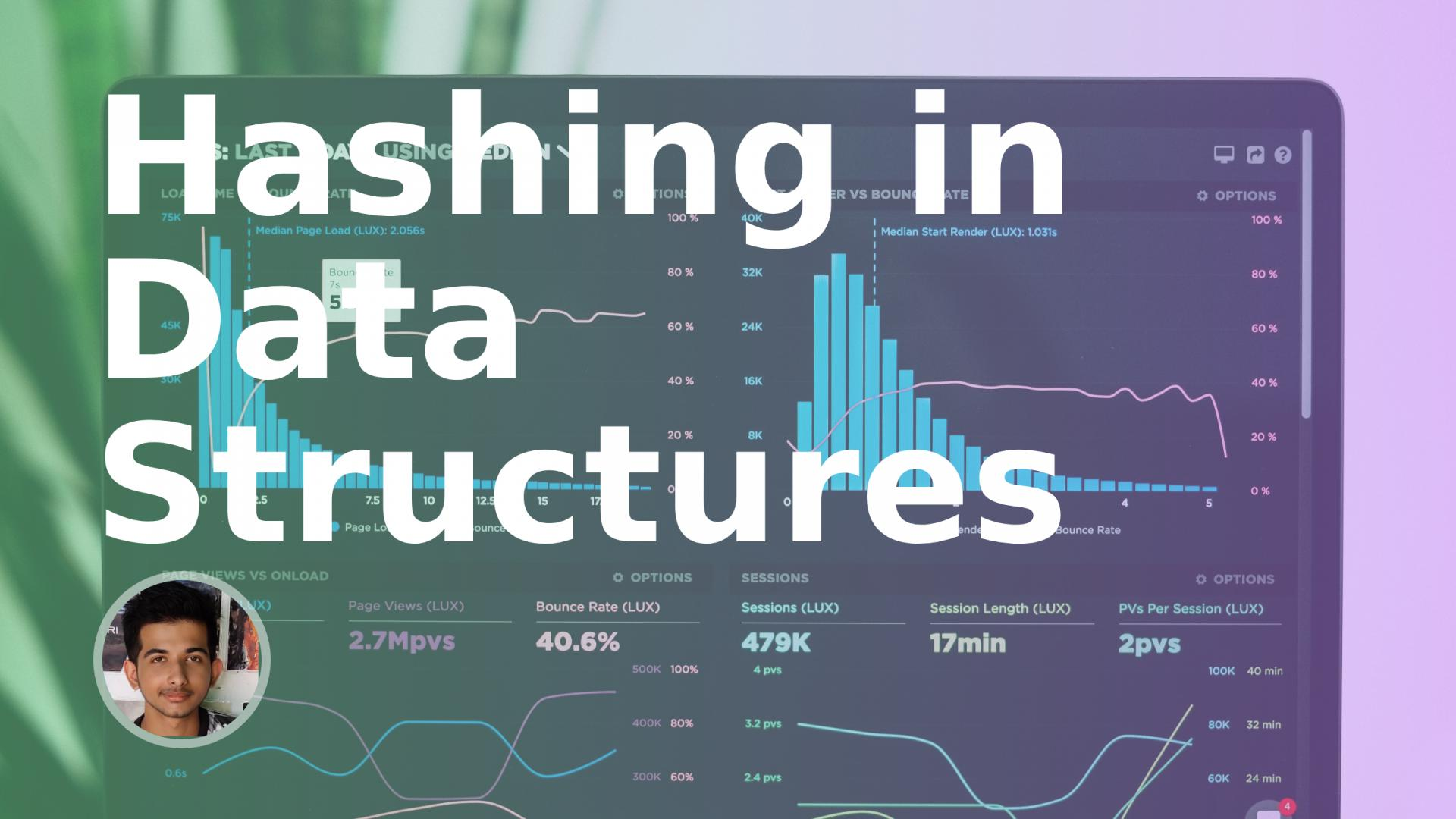Hashing in Data Structures