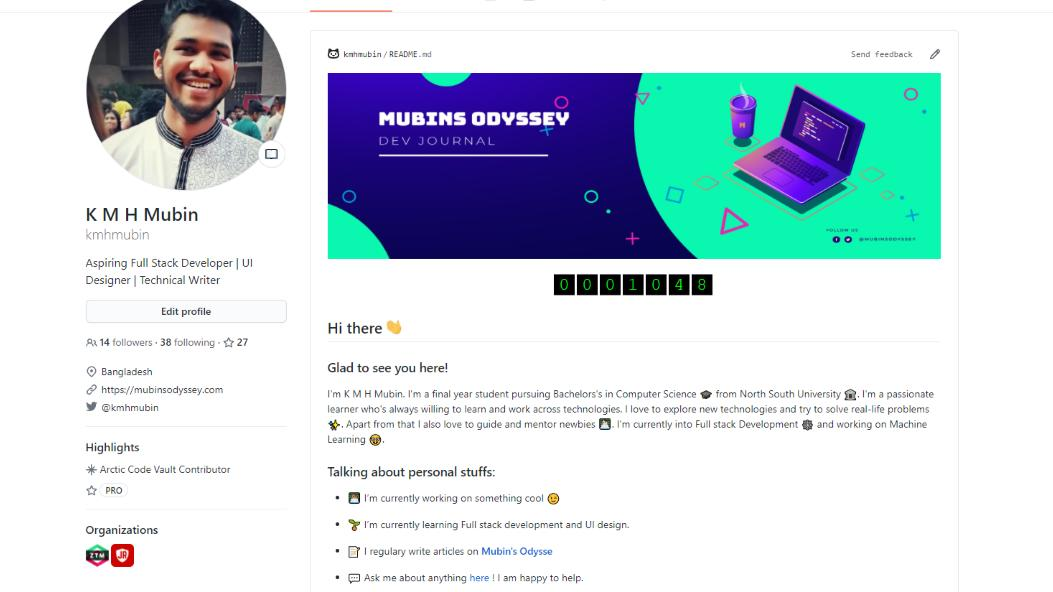 How Did GitHub Profile READMEs Become the Best? Find out.