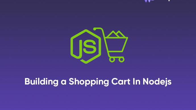 Building a Shopping Cart In Nodejs