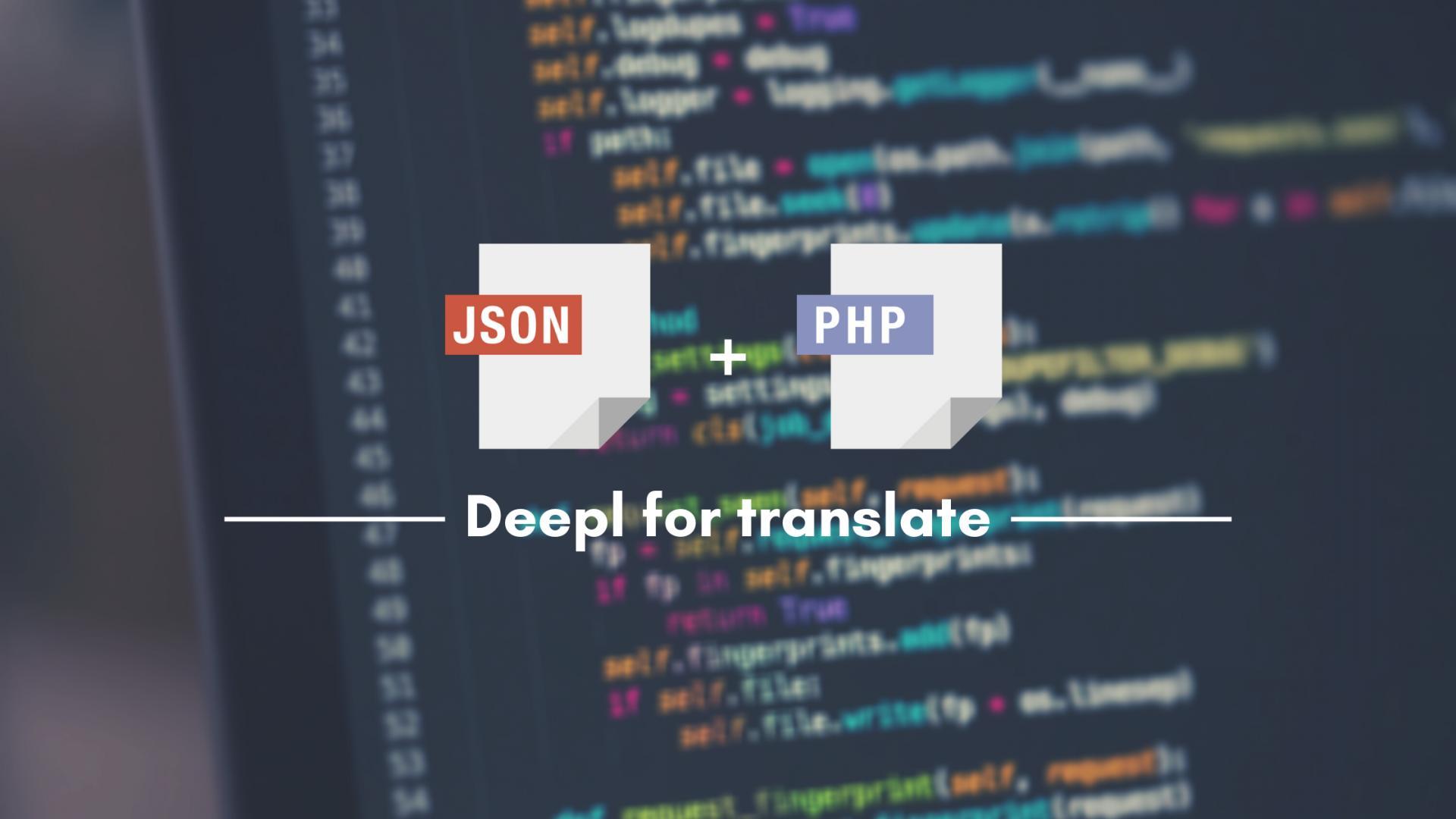 Using the Deepl API