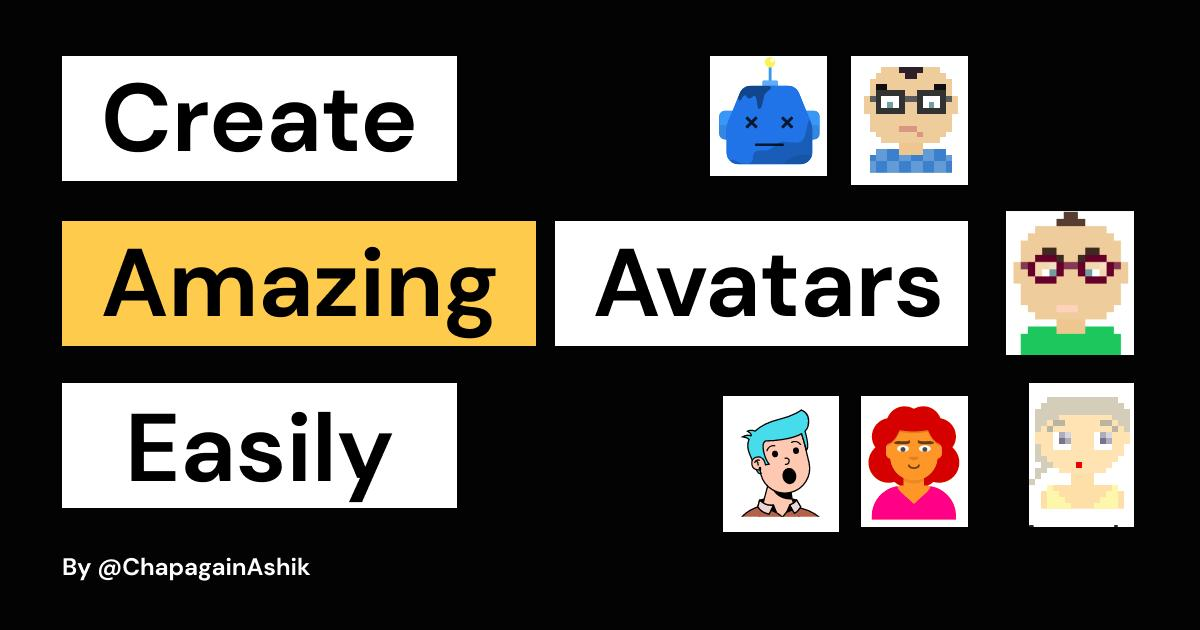 Generating Awesome User Avatars is Easy