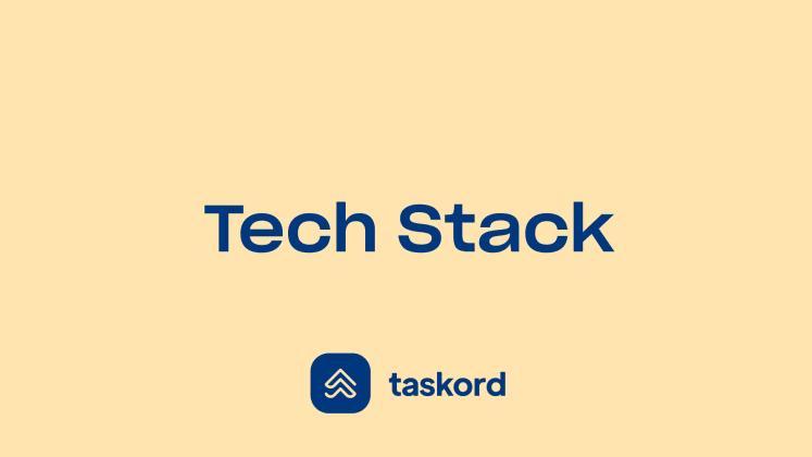 Laravel Stack that powers Taskord ⚡