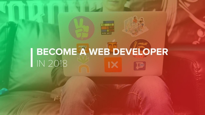 Become a Developer in 2018