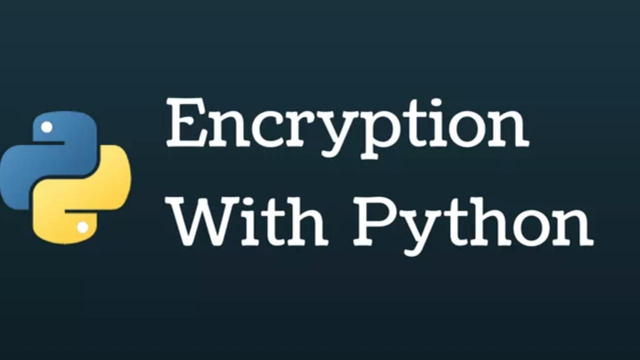 Encryption using PyCrypto in Python