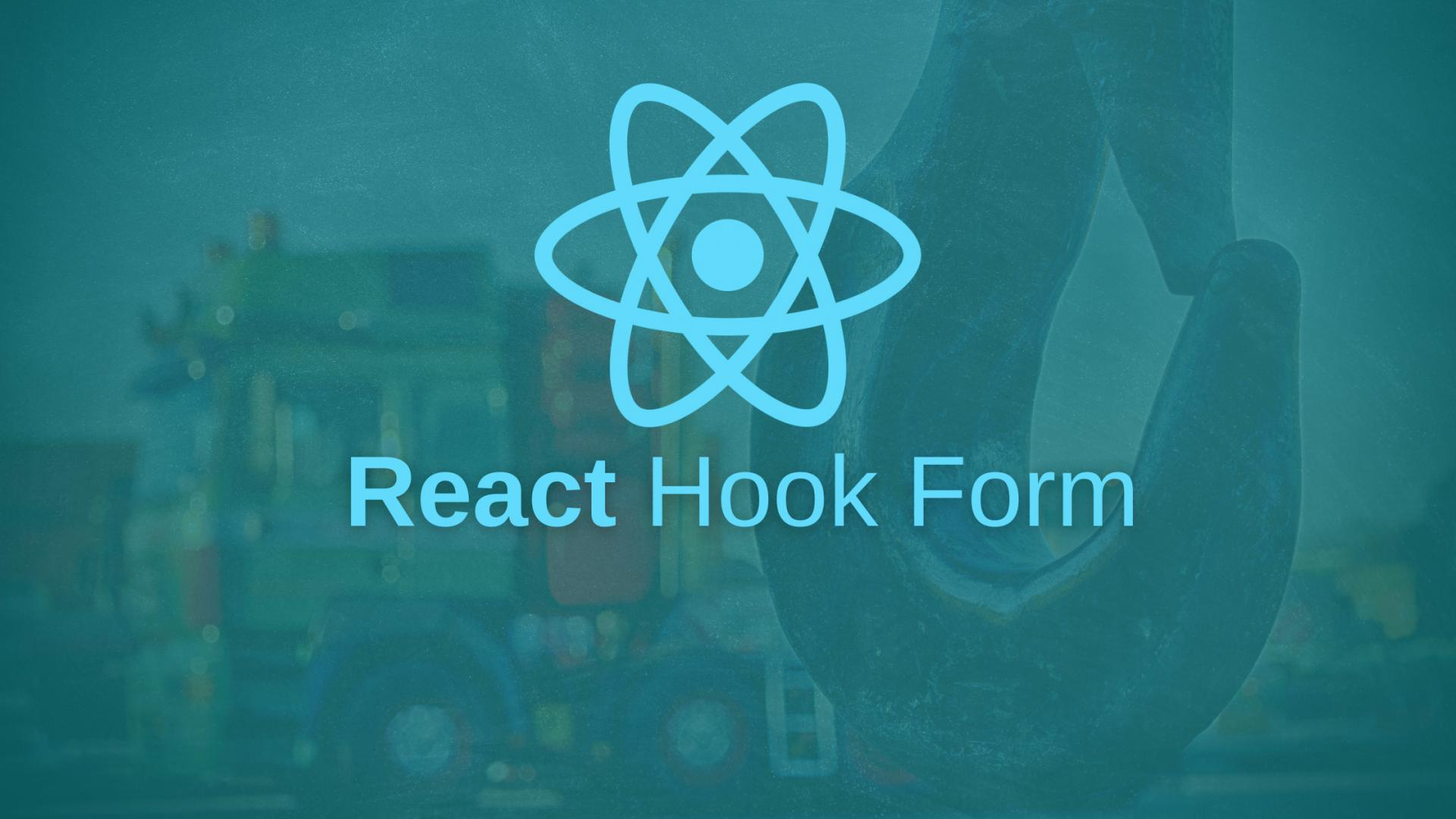 Getting a Start in React Hook Form