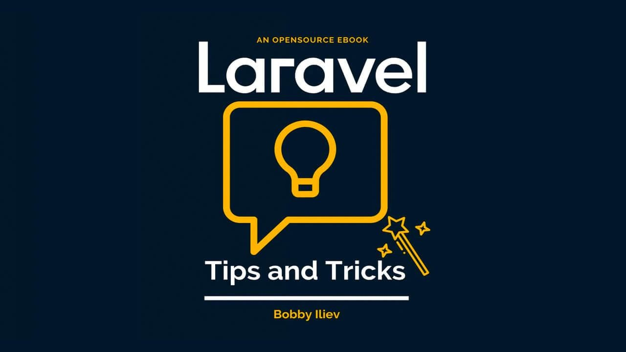 💡 Free Laravel Tips and Tricks eBook