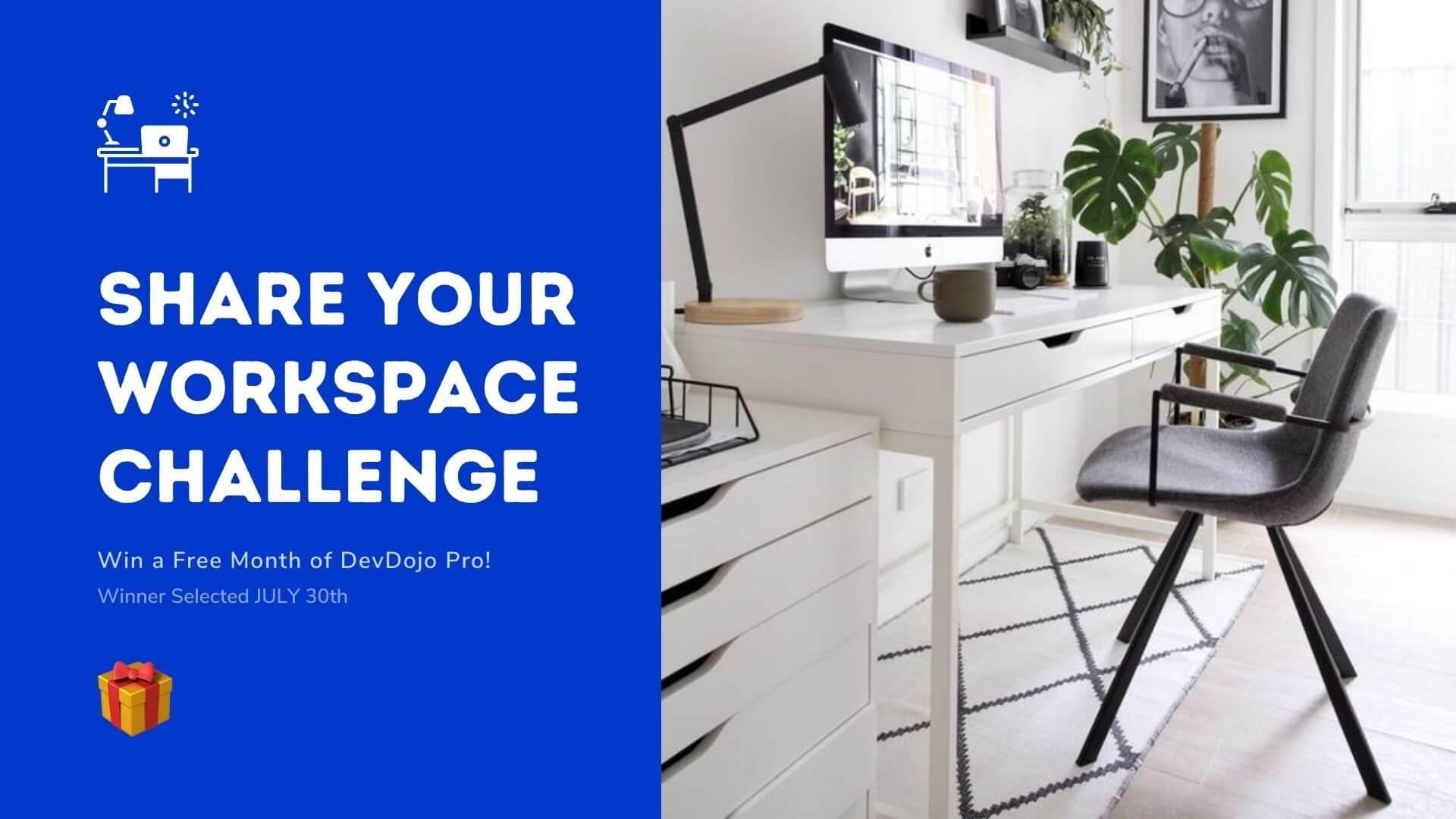Share Your Desk Challenge