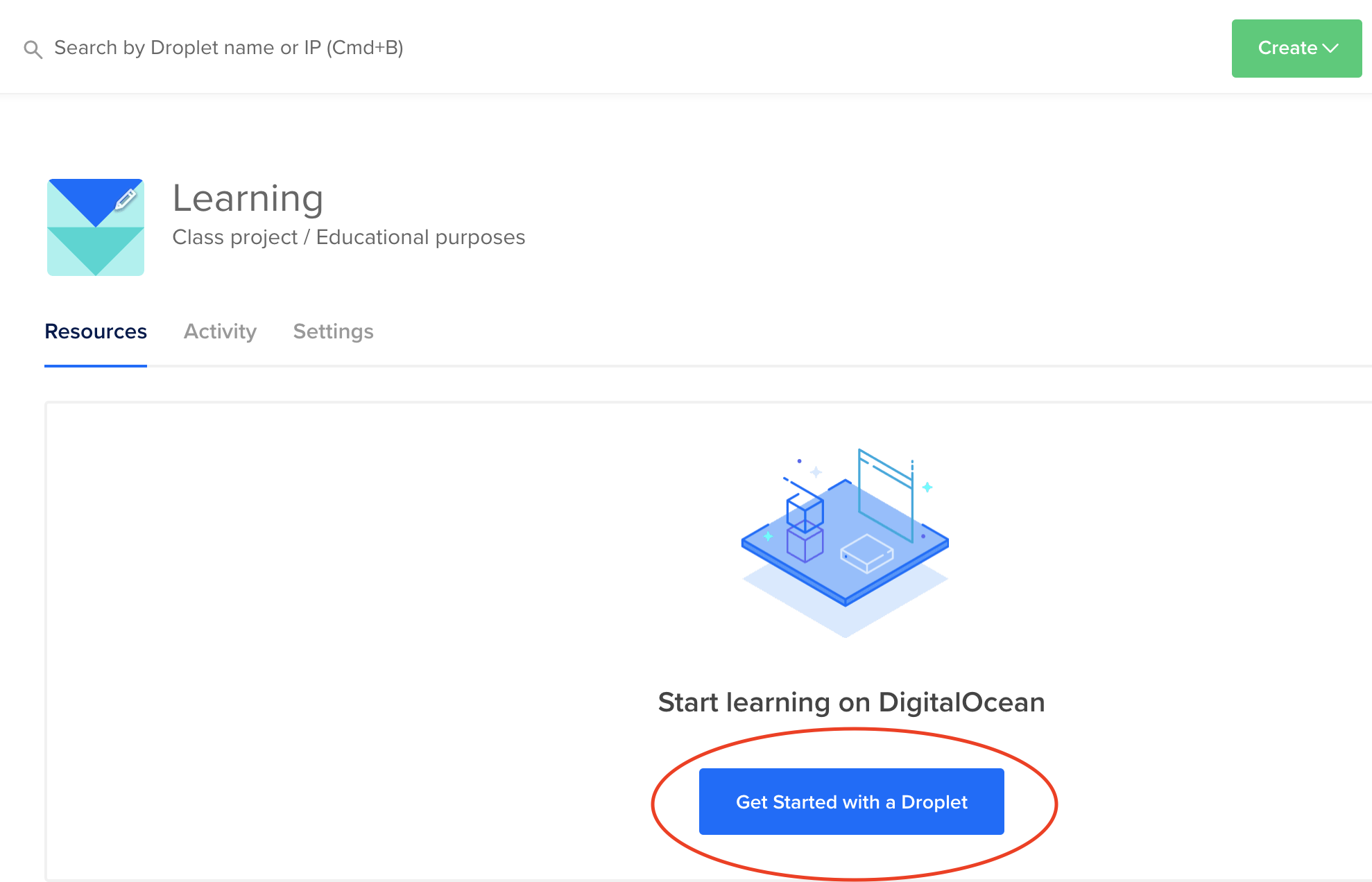 Laravel App on Digital Ocean Ubuntu 19 04 droplet (Step by