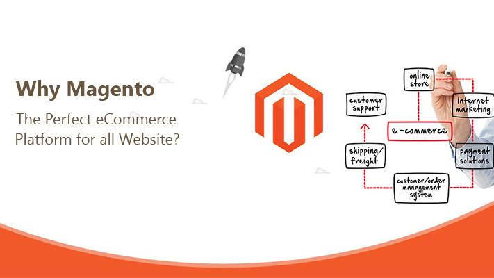 Magento Emerging as The Perfect eCommerce Platform for all Companies