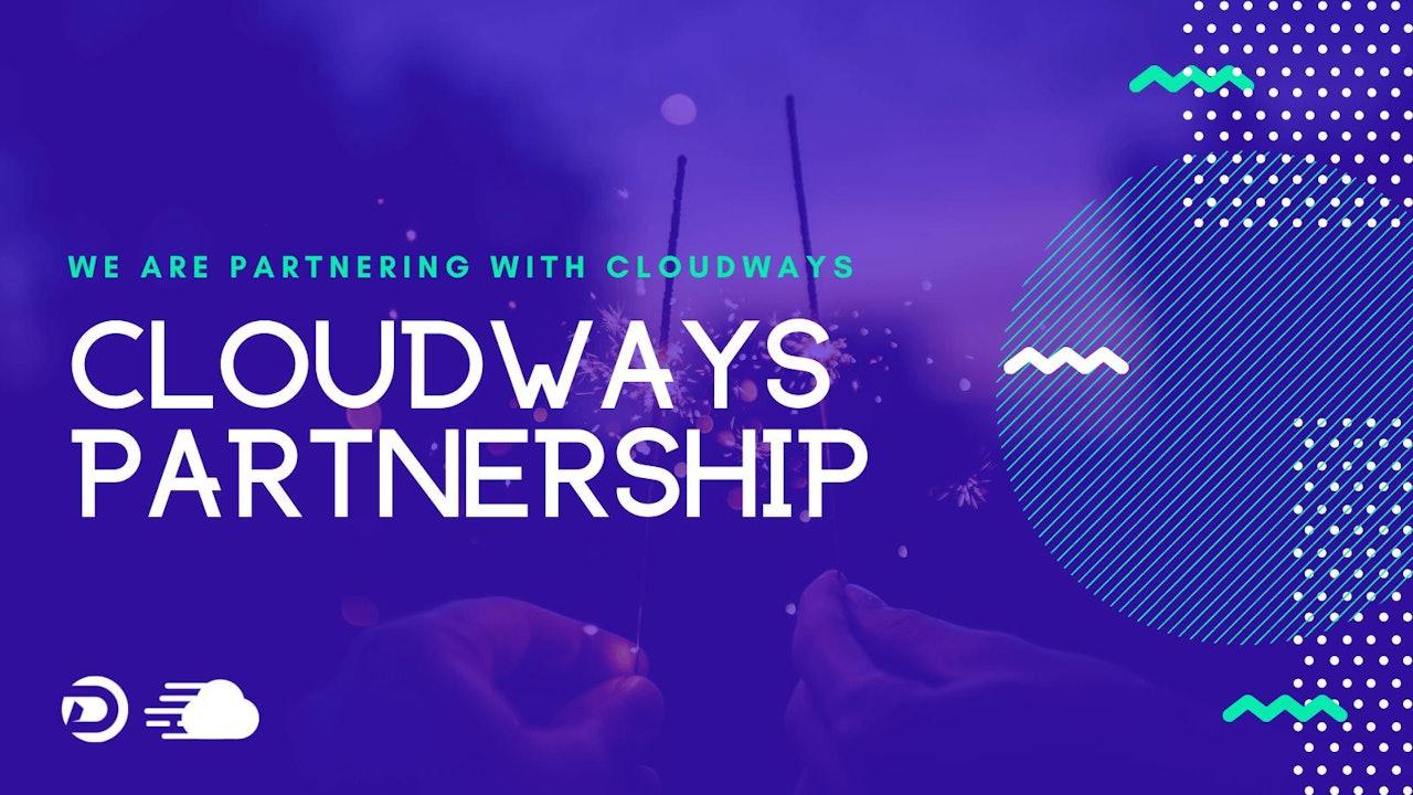 Cloudways Partnership