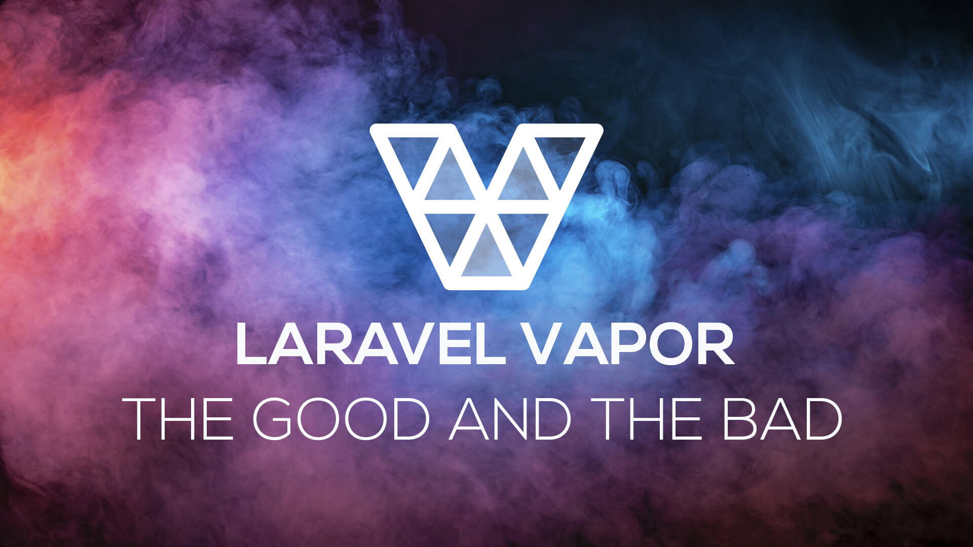 The good and the bad of using Vapor