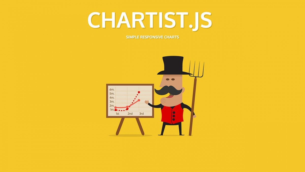 Chartist JS - Simple Responsive Charts