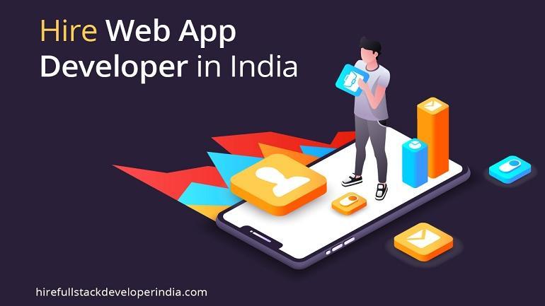 Hire Web App Developer in India