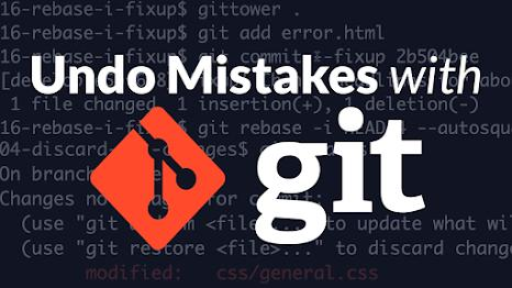 Most Common Git Mistakes
