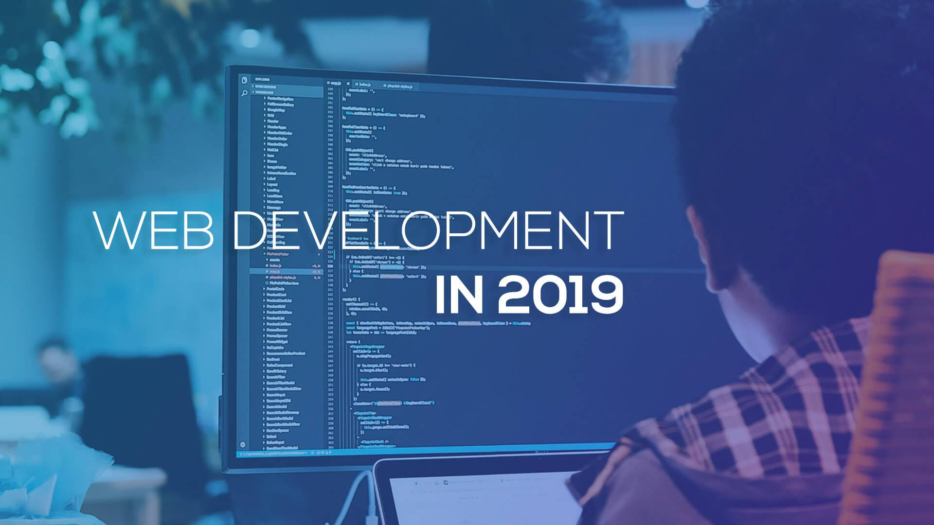 Becoming a Web Developer in 2019