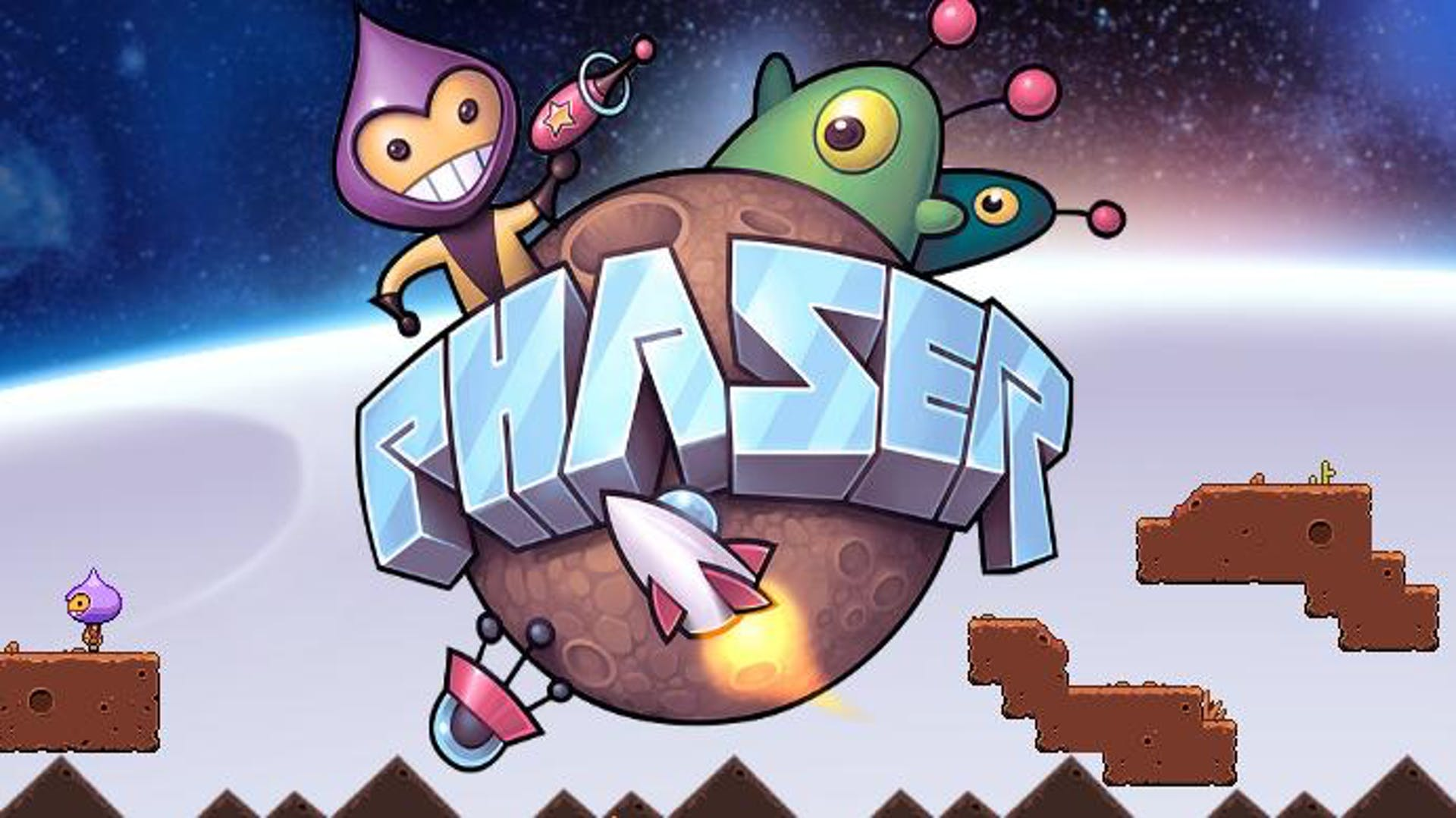 Create your first HTML5 game with Phaser js