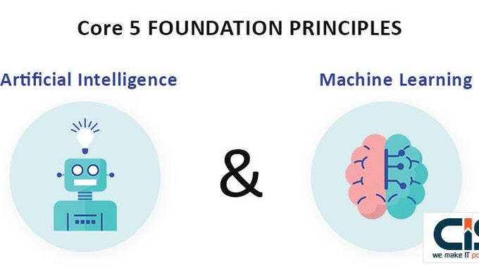 Core 5 Foundation Principles of AI and Machine Learning
