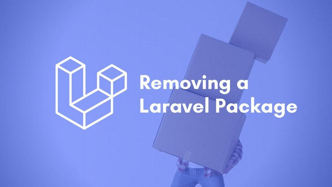 How to remove a package from Laravel using composer?