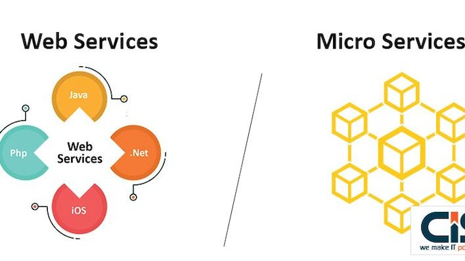 Concepts And The Difference Between Web Services And Micro Services