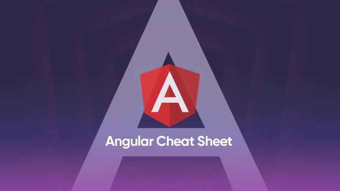 Angular Cheat Sheet