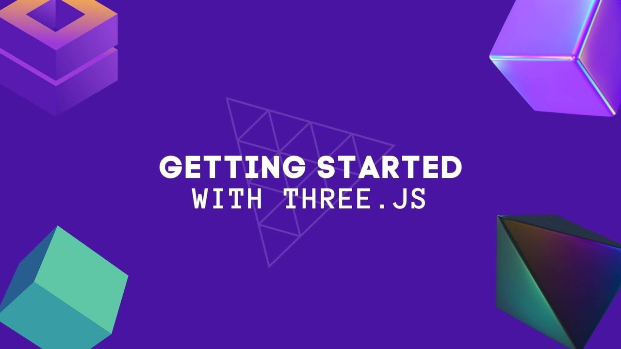 Getting Started with Three JS