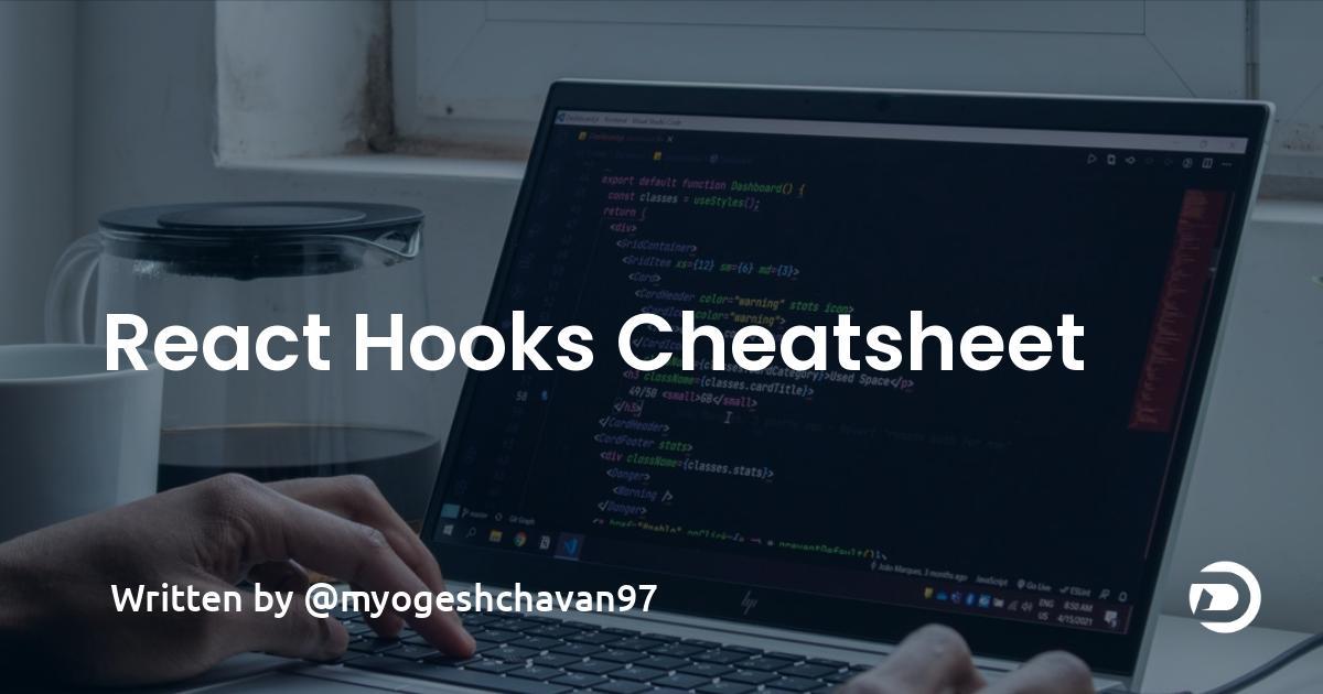 React Hooks Cheatsheet