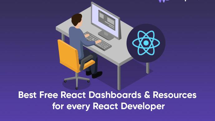 Best Free React Dashboards & Resources for every React Developer