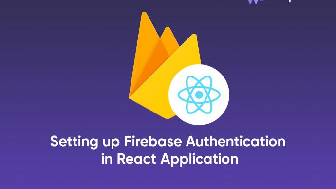 Setting up Firebase Authentication in React Application