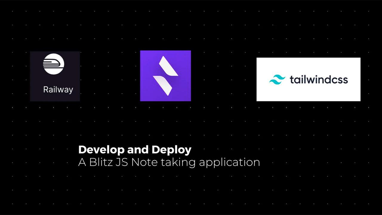 Develop and Deploy a Blitz JS Application.